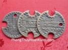 Tiền xu móng ngựa đồng K138