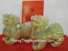 Tỳ hưu Bắc Kinh xanh BKX-M