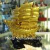 Thuyền buồm rồng vàng Y178