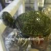 Rùa đá lam ngọc R077