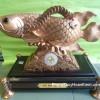 Cá kim long màu đồng E201