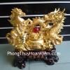 Rồng vàng ngựa vàng A151