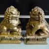 Sư tử đồng to D139