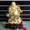 Phật Di Lặc vàng A116