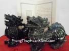 Tỳ hưu Bắc Kinh đen BKD-M
