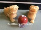Tỳ hưu đá ngọc Hoàng Long H014