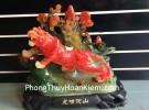 Hổ đỏ trên núi xanh H352G