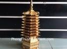 Tháp văn xương vàng 9 tầng H500G