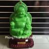 Phật di lặc xanh lớn H236G