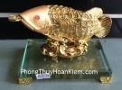 Kim long chiêu tài vàng H290G