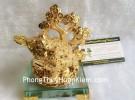 Thiềm thừ vàng chiêu tài E068