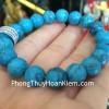 Chuỗi đá ngọc lam turquoise cỡ nhỏ S6291
