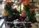 Cặp tỳ hưu xanh đỉnh đầu đỏ nhỏ K121M