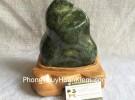 Khối cẩm thạch Serpentine xanh V168-S2-1250
