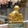Chó trên đống tiền vàng C031A