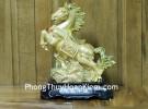 Ngựa vàng phi trên núi vàng C108A