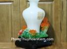 Bình bạch ngọc hoa mẫu đơn C170A