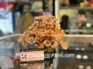 Cây thạch anh vàng nhỏ dáng truyền thống (cây chiêu tài) KC108