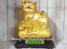 Vua heo vàng trên túi tiền vàng khủng LN026