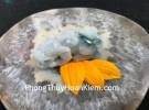 Tỳ hưu ngọc phỉ thúy xanh vân mây S6897-S2-4563
