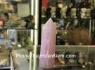 Trụ đá thạch anh hồng HM056-1-2233