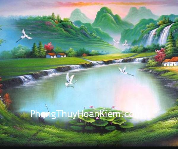 Canhdep 03 0 Ý nghĩa tranh sơn thủy