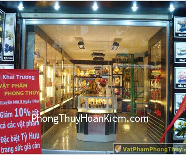 cua hang hn 021 Chọn cửa hàng nơi kinh doanh theo thuật phong thủy