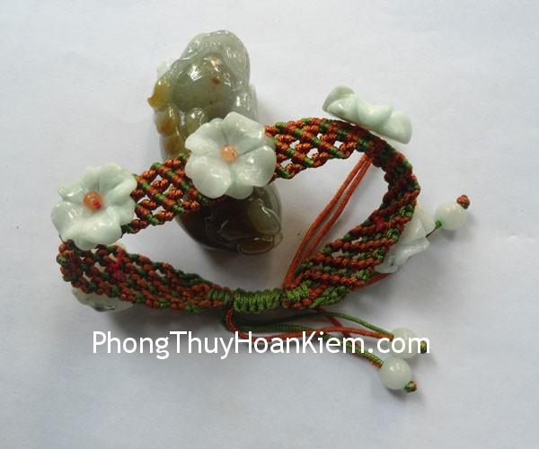 day rut 5 hoa mau don 04 Dây rút 5 mẫu đơn Myanmar, thể hiện vẻ đẹp sang trọng, quý phái S980