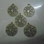 DSC07020 150x150 Móc khóa tiền xu bát quái CC2005