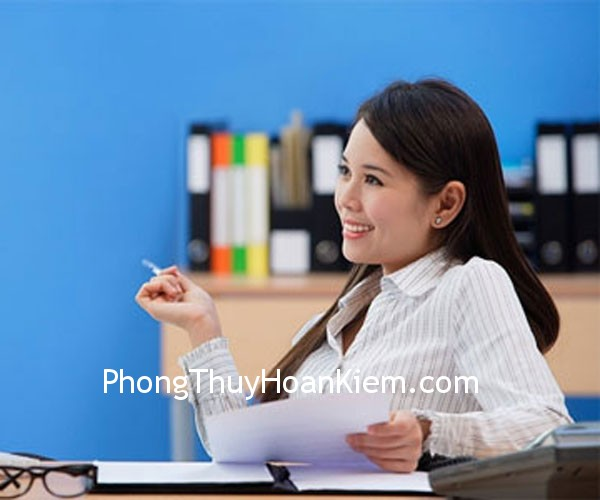 nhan vien nu Phương vị nào giúp tăng cường vận sự nghiệp tốt nhất?