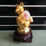 IMG 1927 150x150 Chuột vàng trăng ngọc xoay H413G