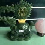 hm124.3 150x150 Rùa đầu rồng Lam Ngọc cõng lửa tiền HM124