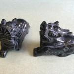 m137.3 150x150 Tỳ hưu đá hắc ngà nhỏ M137