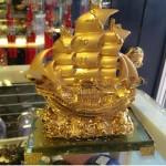 k166m.3 150x150 Thuyền buồm vàng nhỏ K166M