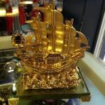 k166m01 150x150 Thuyền buồm vàng nhỏ K166M