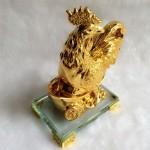 g075.1 150x150 Gà nén vàng ngân bảo lớn G075A