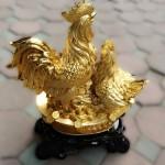 g001a.2 150x150 Gia đình gà trên kim nguyên bảo G001A