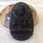 s6340 2.2 150x150 Phật bản mệnh đá hắc ngà – Sửu, Dần ( Hư Không Tạng ) S6340 2