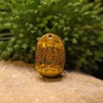 s6484 8.1 150x150 Phật bản mệnh đá mắt mèo nhỏ Phật A Di Đà (Tuất + Hợi) S6484 8