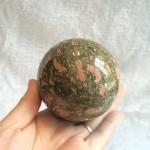 dt178 2070.2 150x150 Quả cầu đá hồng lục bảo (Vỏ Ruby) DT178 2070