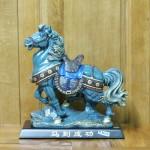 c107a ngua xanh kieu co 3 150x150 Ngựa kiểu cổ xanh xám C107A