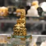c139a quan am vang de thuy tinh 1 150x150 Phật quan âm vàng đế thủy tinh C139A