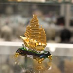 c190a thuyen cho vang nho 2 150x150 Thuyền vàng bạch kim đế thủy tinh C190A