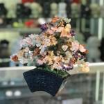 kc117.2 150x150 Cây thạch anh lục sắc thân bonsai chậu kiểu nhật mới (Phước) KC117