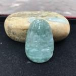 s6864 1.3 150x150 Phật bản mệnh Phỉ Thúy xanh đậm lớn tuổi Tý S6864 1