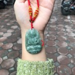 s6864 2 150x150 Phật bản mệnh Phỉ Thúy xanh đậm lớn tuổi Sửu+Dần S6864 2