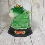 ln097 coc cong bap cai 2 150x150 Thiềm thừ xanh ngọc cõng bắp cải nguyên bảo LN097