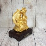 ln158 long phung luon may vang 1 150x150 Thần rồng tiên phụng vàng lượn mây nhỏ LN158