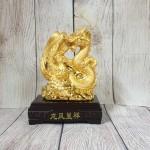 ln158 long phung luon may vang 2 150x150 Thần rồng tiên phụng vàng lượn mây nhỏ LN158