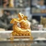 tm023 chuot vang tui vang de thuy tinh 150x150 Chuột vàng trên túi vàng đời đời phát tài TM023